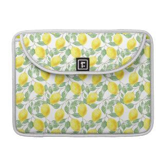 Funda Para MacBook Pro Árbol de limón fructífero