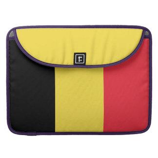 Funda Para MacBook Pro Bandera nacional de Bélgica