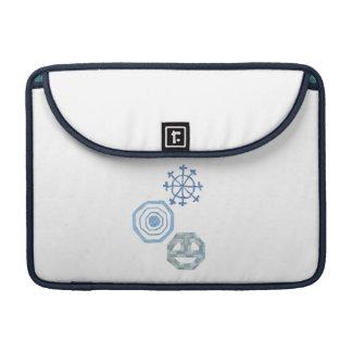Funda Para MacBook Pro Caso de Macbook del copo de nieve especial