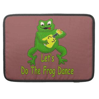 Funda Para MacBook Pro Danza de la rana