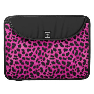 Funda Para MacBook Pro Estampado leopardo