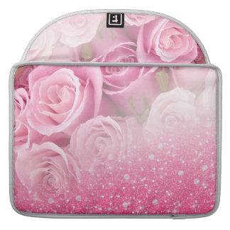 Funda Para MacBook Pro Falso brillo brillante rosado subió para las