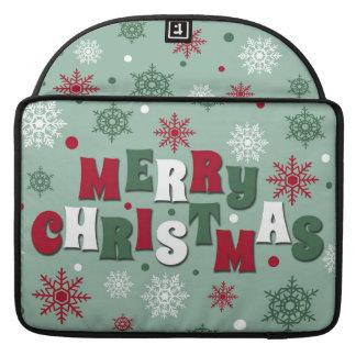 Funda Para MacBook Pro Felices Navidad