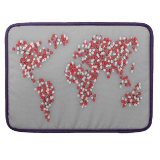 Funda Para MacBook Pro Mundo