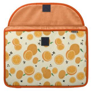 Funda Para MacBook Pro Naranjas