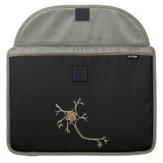 "Funda Para MacBook Pro NeuroWebVet 15"" manga de bolso del carrito"