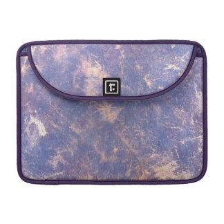 Funda Para MacBook Pro Oro púrpura de la lavanda de la lila elegante