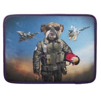 Funda Para MacBook Pro Perro experimental, dogo divertido, dogo