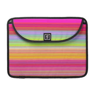 Funda Para MacBook Pro Personalice - el fondo multicolor de la pendiente