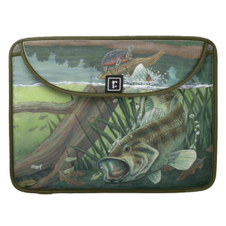 Funda Para MacBook Pro Pesca de perca americana