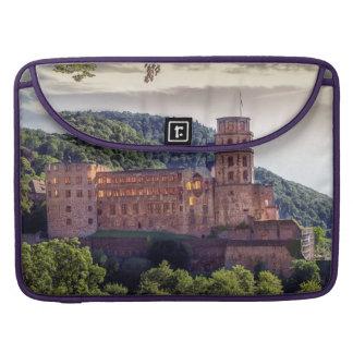 Funda Para MacBook Pro Ruinas famosas del castillo, Heidelberg, Alemania