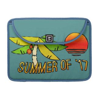 Funda Para MacBook Pro Verano - puesta del sol perfecta de la playa -