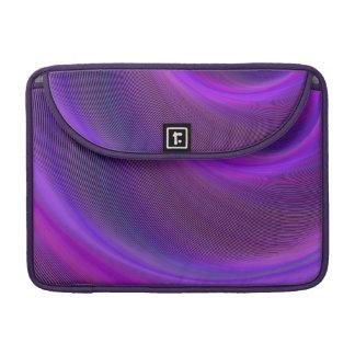 Funda Para MacBook Tormenta púrpura de la noche