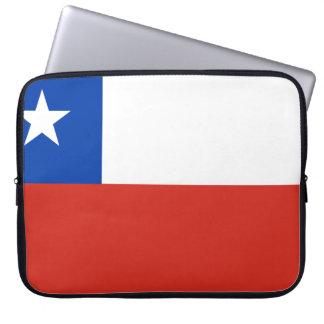 Funda Para Ordenador Bandera de Chile