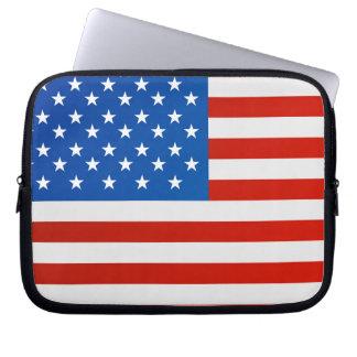 Funda Para Ordenador Bandera nacional de Estados Unidos