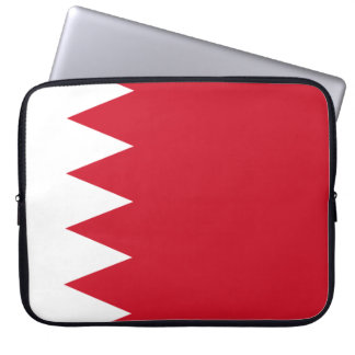 Funda Para Ordenador Bandera nacional del mundo de Bahrein