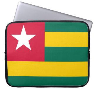 Funda Para Ordenador Bandera nacional del mundo de Togo