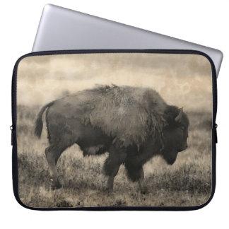 Funda Para Ordenador Búfalo americano - bisonte de los llanos