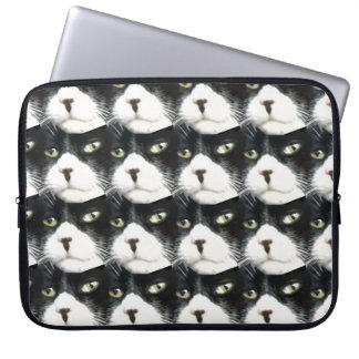 Funda Para Ordenador Caja de la tableta del gato de Tux