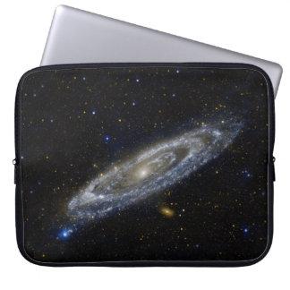Funda Para Ordenador Cielo estrellado de la galaxia del Andromeda
