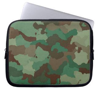 Funda Para Ordenador Ejército - camuflaje