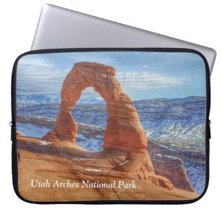 Funda Para Ordenador El arco delicado en Utah arquea el parque nacional
