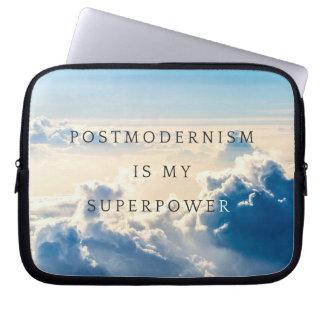 Funda Para Ordenador El Postmodernism es mi manga del ordenador