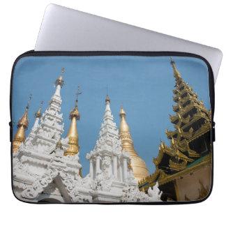 Funda Para Ordenador Exterior de la pagoda de Shwedagon