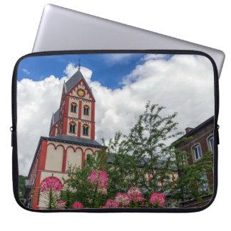 Funda Para Ordenador Iglesia de St Bartholomew, Lieja, Bélgica