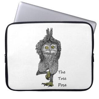 Funda Para Ordenador La actitud del árbol