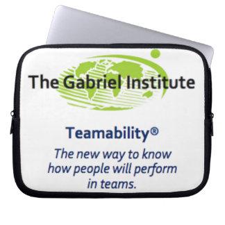 Funda Para Ordenador Logotipo de la caja de TGI