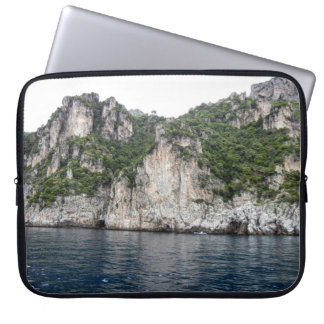 Funda Para Ordenador Manga del ordenador portátil de la costa de Amalfi