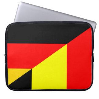Funda Para Ordenador medio símbolo del país de la bandera de Alemania