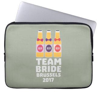 Funda Para Ordenador Novia Bruselas del equipo 2017 Zfo9l