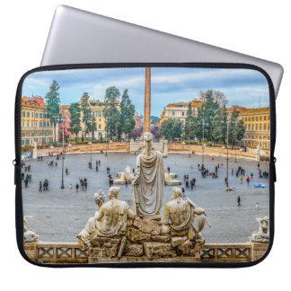 Funda Para Ordenador Piazza del Popolo, Roma, Italia