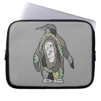 Funda Para Ordenador Pingüino