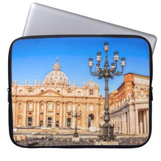 Funda Para Ordenador Pulgada Vatican de la manga 15 del ordenador