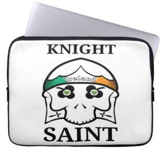 Funda Para Ordenador Santo del caballero del día de Irlanda St Patrick