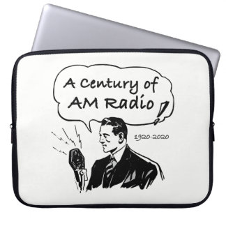 Funda Para Ordenador Un siglo de radio de la