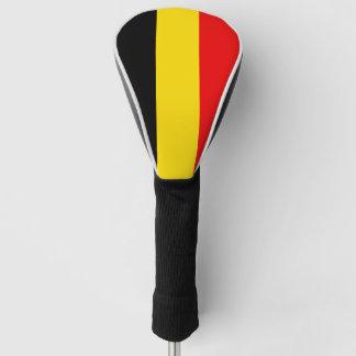 Funda Para Palo De Golf Bandera de Bélgica