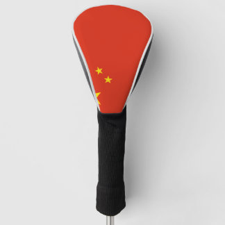 Funda Para Palo De Golf Bandera de China