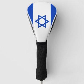 Funda Para Palo De Golf Bandera de Israel