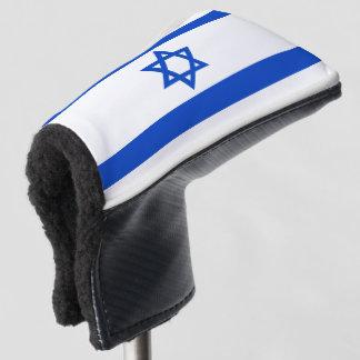 Funda Para Palo De Golf Bandera del estado de Israel