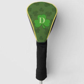 Funda Para Palo De Golf Cubierta afortunada de la cabeza del golf del