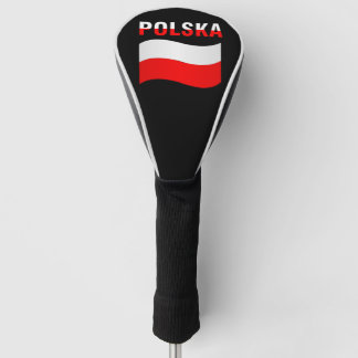 Funda Para Palo De Golf Cubierta del golf de Polska