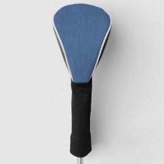 Funda Para Palo De Golf Dril de algodón azul original de la mezclilla de