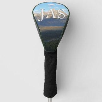 Funda Para Palo De Golf Montañas de Jackson Hole (parque nacional