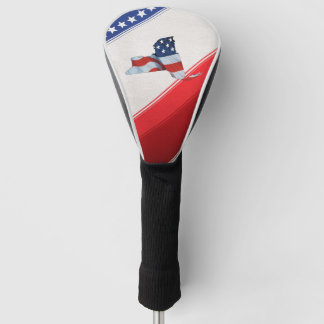 Funda Para Palo De Golf Patriota de Nueva York de la CAMISETA
