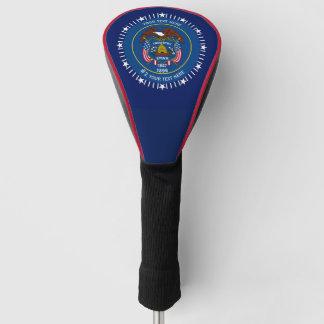 Funda Para Palo De Golf Personalizó su bandera del estado de Utah en a