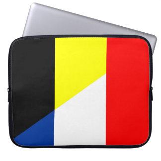 Funda Para Portátil bandera del símbolo del país de la bandera de